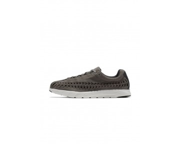 Nike Mayfly Woven Schuhe Low NIKjwd1-Grau