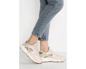 Nike Air Huarache Run Premium Schuhe Low NIK89jw-Khaki