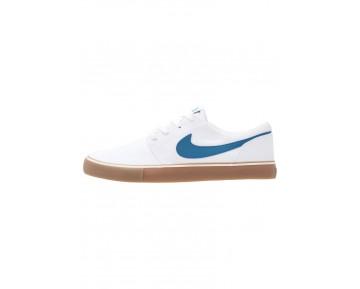Nike Sb Portmore Ii Ss Cnvs Schuhe Low NIK15ul-Weiß