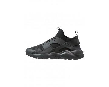 Nike Air Huarache Run Ultra Schuhe Low NIK5t4y-Schwarz
