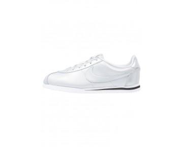 Nike Cortez Se Schuhe Low NIKnrx6-Silver