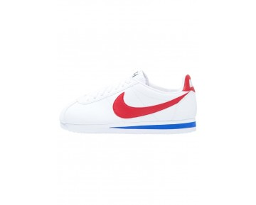 Nike Classic Cortez Leather Schuhe Low NIKnmw8-Weiß