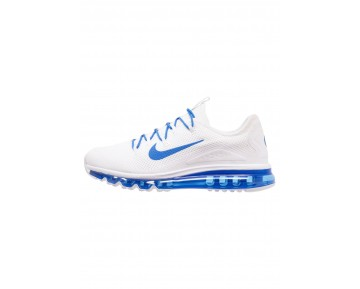 Nike Air Max More Schuhe Low NIKudkt-Weiß