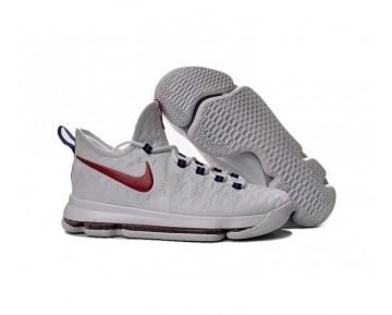 Nike Zoom KD 9 Basketball s Schuhe-Herren