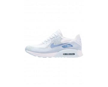 Nike Air Max 90 Ultra 2.0 Flyknit Schuhe Low NIK9abs-Weiß