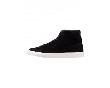 Nike Blazer Mid Schuhe High NIKvr2i-Schwarz
