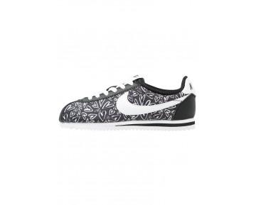 Nike Cortez Schuhe Low NIKr638-Schwarz