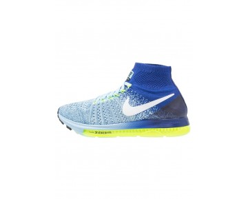 Nike Performance Zoom All Out Flyknit Schuhe High NIK0enl-Blau