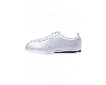 Nike Cortez Se Schuhe Low NIKusj9-Silver