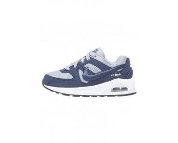 Nike Air Max Command Flex Schuhe Low NIKcpo9-Blau
