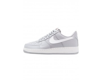 Nike Air Force 1 Schuhe Low NIK6mbt-Grau