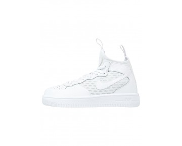 Nike Air Force 1 Ultraforce Mid Gs Schuhe High NIK87in-Weiß