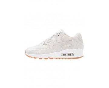 Nike Air Max 90 Premium Schuhe Low NIK19w5-Weiß