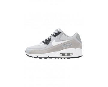 Nike Air Max 90 Schuhe Low NIK1jkm-Grau