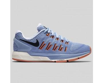 Damen & Herren - Nike Wmns Air Zoom Odyssey Chalk Blau Hyper Orange