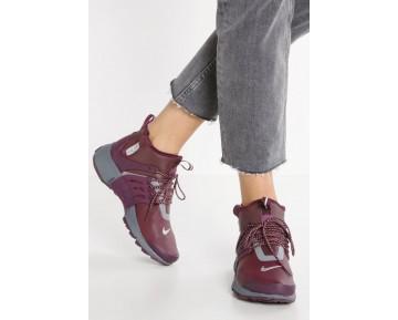 Nike Air Presto Utility Schuhe High NIK3mal-Rot