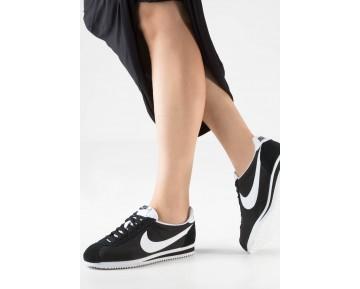 Nike Classic Cortez Schuhe Low NIKxi9w-Schwarz
