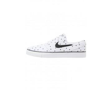 Nike Sb Zoom Stefan Janoski Cnvs Prm Schuhe Low NIK08r1-Weiß