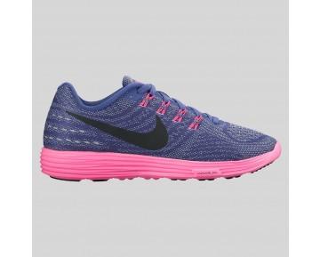 Damen & Herren - Nike Wmns Lunartempo 2 Dunkel lila Staub Schwarz Pink Blast