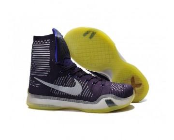Nike Kobe 10 Elite High 'Team' Basketball  Schuhe-Herren