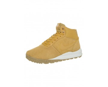 Nike Hoodland Schuhe High NIKyikx-Orange
