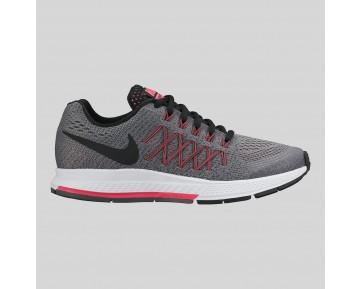Damen & Herren - Nike Zoom Pegasus 32 (GS) Cool Grau Hyper Pink