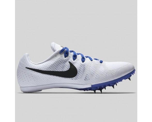Damen & Herren - Nike Zoom Rival M 8 Weiß Schwarz Racer Blau