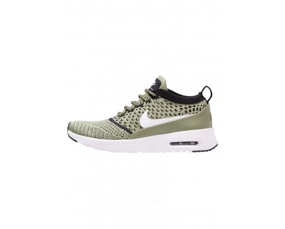 Nike Air Max Thea Ultra Flyknit Schuhe Low NIK2uc4-Grün