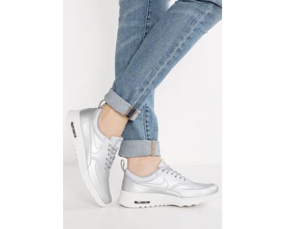 Nike Air Max Thea Se Schuhe Low NIKiuxz-Silver
