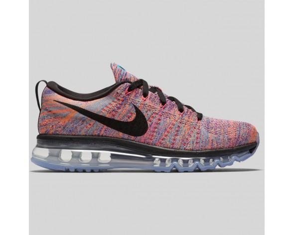 Damen & Herren - Nike Wmns Flyknit Max Concord Schwarz Gamma Blau Pink Pow