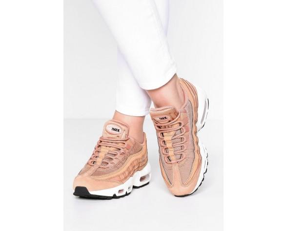 Nike Air Max 95 Schuhe Low NIKaqrf-Rot