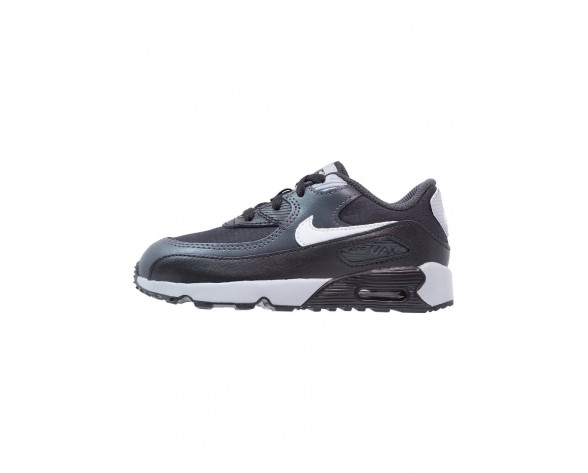 Nike Air Max 90 Schuhe Low NIK7bak-Schwarz