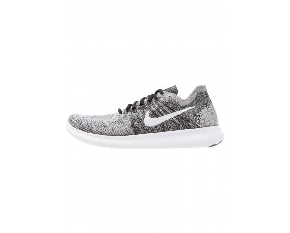 Nike Performance Free Run Flyknit 2 Schuhe NIK0sgv-Schwarz