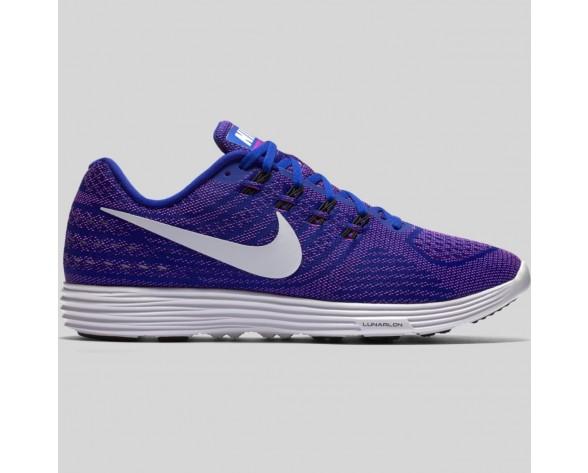 Damen & Herren - Nike Lunartempo 2 Concord Weiß Hyper Violet