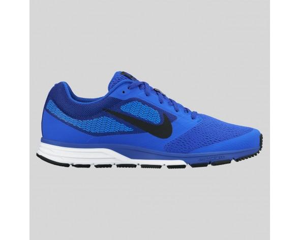 Damen & Herren - Nike Air Zoom Fly 2 Racer Blau Schwarz Foto Blau