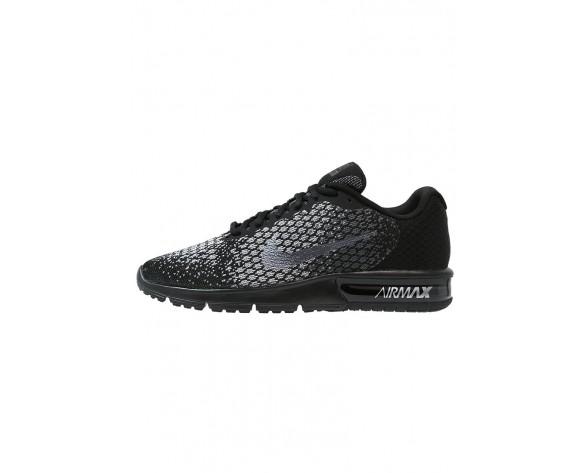 Nike Performance Air Max Sequent 2 Schuhe NIK94gj-Schwarz