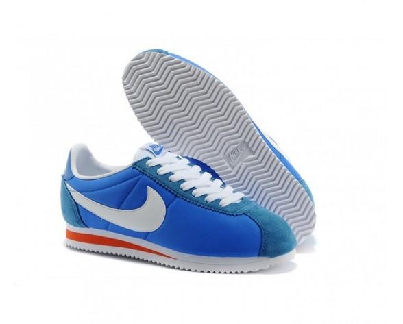 Classic Nike Cortez Nylon Sneaker-Unisex