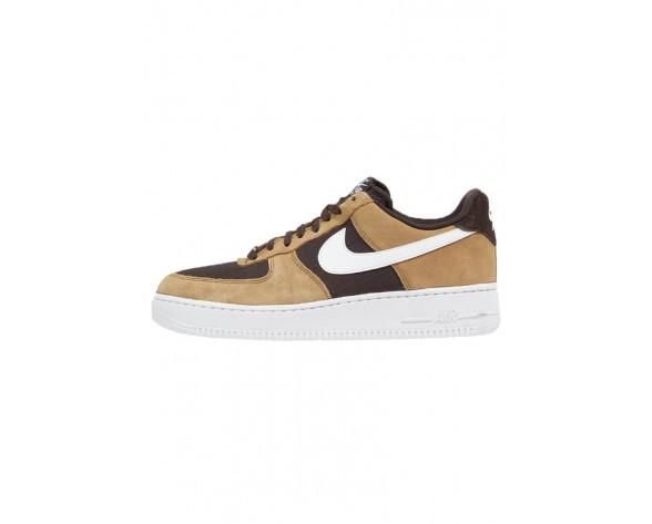 Nike Air Force 1 Schuhe Low NIKyrip-Khaki
