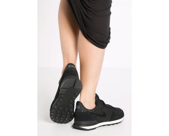 Nike Internationalist Schuhe Low NIKl8hk-Schwarz