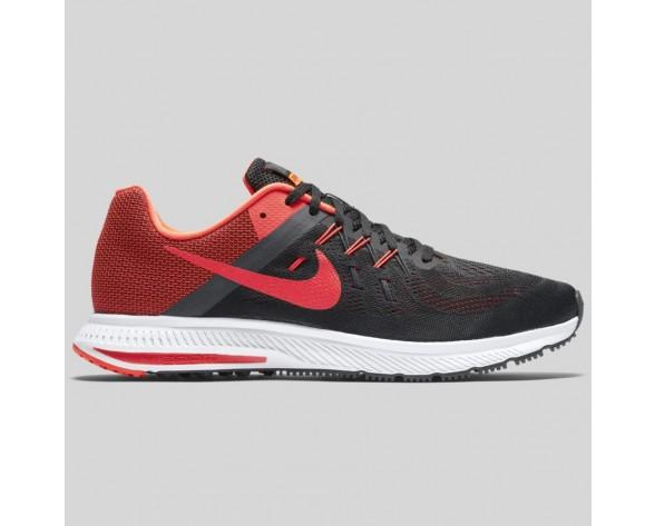 Damen & Herren - Nike Zoom Winflo 2 Schwarz Hell Karmesinrot Anthracite