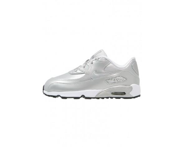 Nike Air Max 90 Se Schuhe Low NIKh6b2-Silver