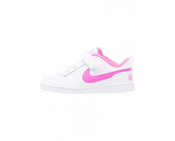 Nike Court Borough Schuhe Low NIKtacn-Weiß