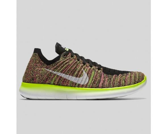 Damen & Herren - Nike Wmns Free RN Flyknit OC Multi-color
