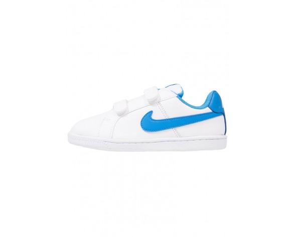 Nike Court Royale (Tdv) Schuhe Low NIKps61-Weiß