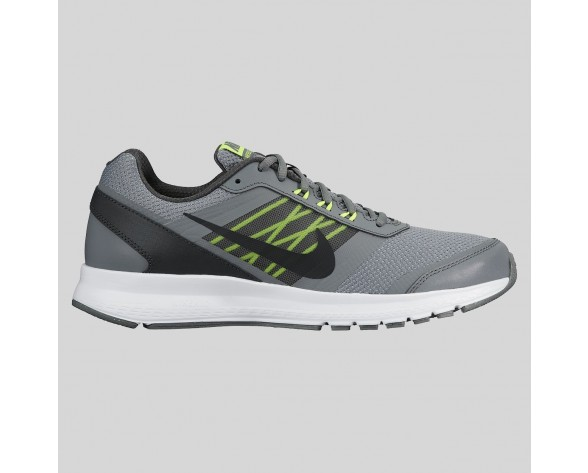 Damen & Herren - Nike Air Relentless 5 MSL Cool Grau Schwarz Anthracite Volt