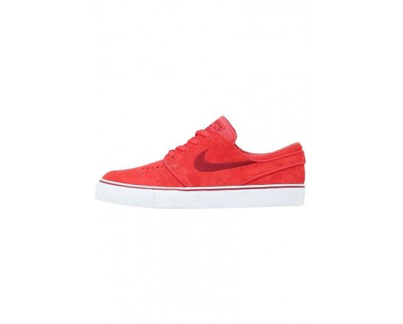 Nike Sb Stefan Janoski Schuhe Low NIK4ql2-Rot