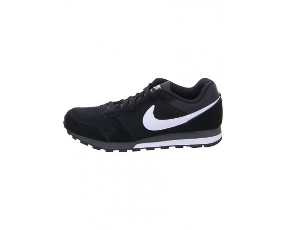 Nike Runner Schuhe Low NIK0boi-Schwarz