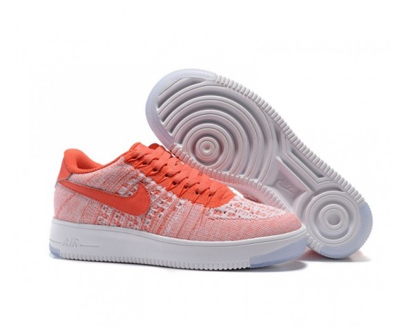 Nike Air Force 1 Flyknit Low Schuhe-Damen