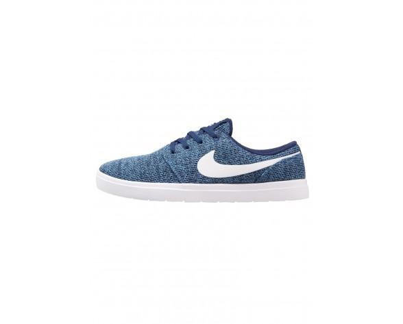 Nike Sb Portmore Ii Ultralight Schuhe Low NIKfnmh-Blau