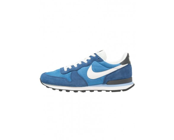Nike Internationalist Schuhe Low NIKpxq1-Blau
